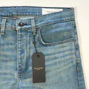 rag & bone Jeans - Rag & Bone Slim Fit 2 Jeans Size 34 x 35 MSRP $250